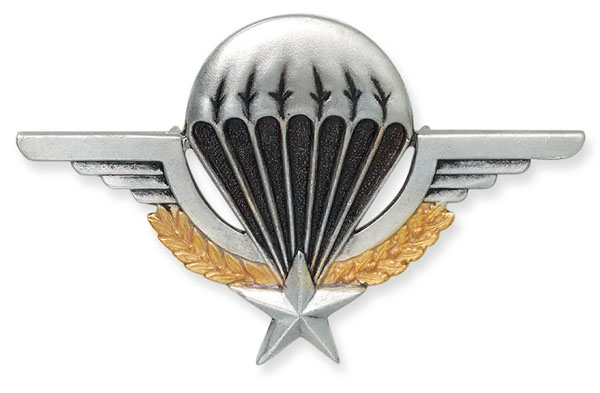 east german paratrooper